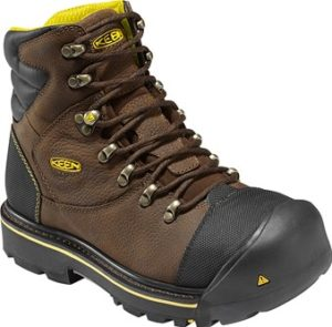 KEEN Utility Men's Milwaukee 6 Steel Toe Work Boot