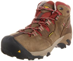 KEEN Utility Women's Detroit Mid Steel Toe Boot