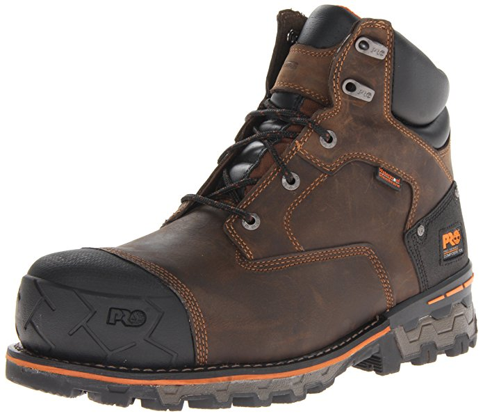 "Timberland PRO Boondock 6"" Non-Insulated"